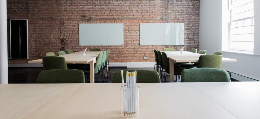 Съвети за дизайн на мулти учебна зала